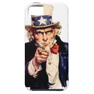 """4 """"UNCLE SAM"""" marries iPhone Tough iPhone 5 Case"""