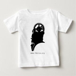 4fminor Black  Logo Baby T-Shirt