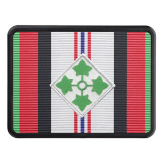 4th Infantry Division Afghanistan Hitch Cover