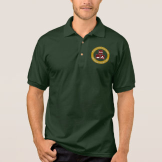 """4WD Fish Camp Feed The Sickness- """"The Weekend"""" Polo Shirt"""