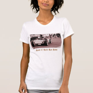50s Rock 'n' Roll Rat Rods T-Shirt
