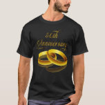 50th Anniversary   Gold Script T-Shirt
