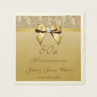 50th Gold Wedding Anniversary