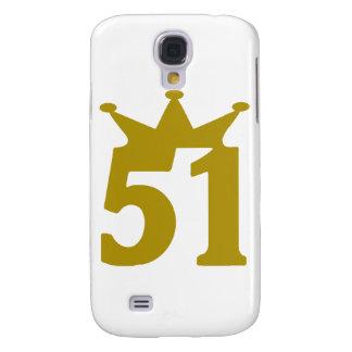 51-crown galaxy s4 case