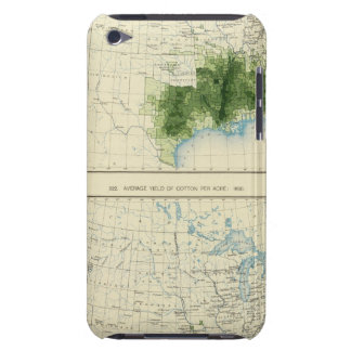 52 Cotton 1890 iPod Touch Case