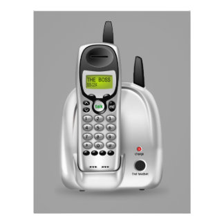 52-Free-3d-Cordless-Phone-Clipart-Illustration Personalized Flyer