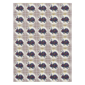 "52""x70"" tablecloth shades pattern BumbleBee Insect"