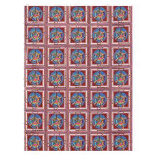 "52""x70"" tablecloth shades patterns Texture checks"