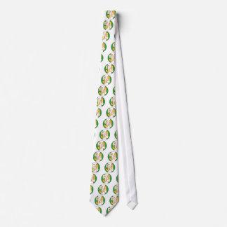 54 NIGERIA Gold Tie