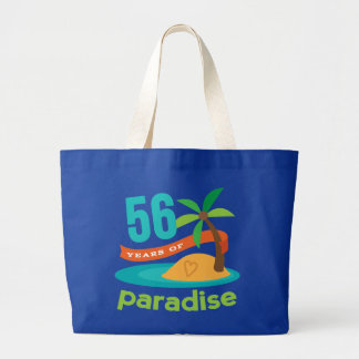 56th Wedding Anniversary Funny Gift For Her Bag