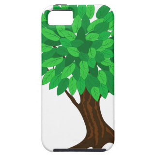 56Tree_rasterized iPhone 5 Case