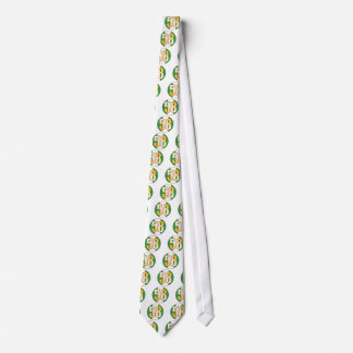58 NIGERIA Gold Tie