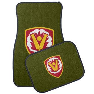 59th Ordnance Brigade Car Mat
