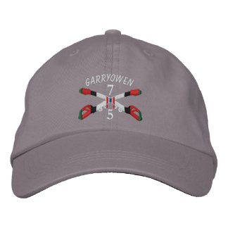 5-7th Cavalry Afghanistan Crossed Sabers Hat