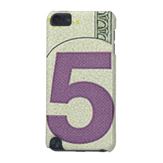 5 Dollar Bill iPod Touch Case