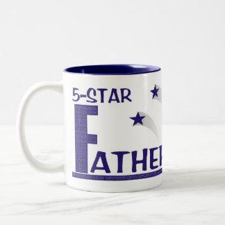 5-Star Father-in-law© Mug
