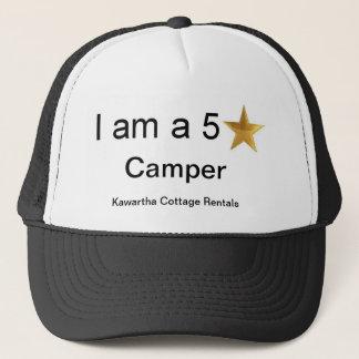 5 Starr Swimmer Trucker Hat
