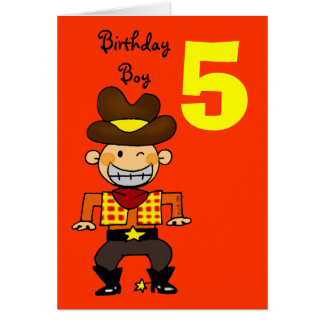 Imgenes De Happy Birthday Cards For 5 Year Old Boy