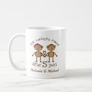 Wedding Anniversary Gifts By Year Nz : Year Of The Monkey Coffee & Travel Mugs Zazzle.co.nz