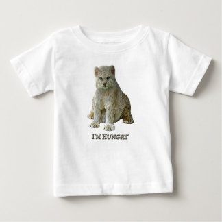 600 lb Cat Hungry - Baby T-Shirt