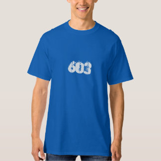 603;live free or die t-shirts