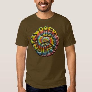 60's Tie-Dye Doberman Tee Shirt