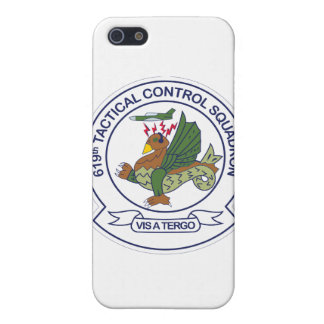 619th Tactical Control Squadron Case For The iPhone 5