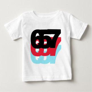 657 Area Code Baby T-Shirt