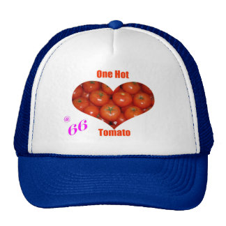 66 One Hot Tomato Hats
