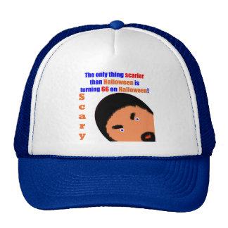 66 Scary Birthday Mesh Hats