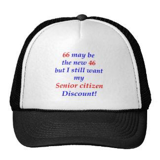 66 Senior Citizen Hats