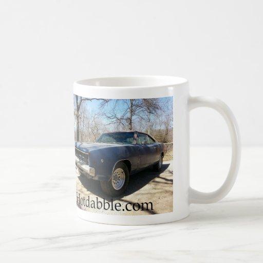 68 Charger Coffee Mug
