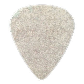6970 Central Russia Acetal Guitar Pick