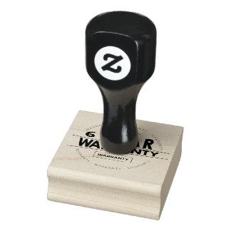 6 year warranty stamp