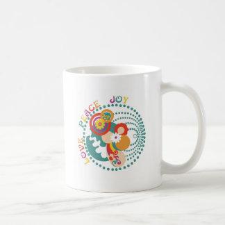 70 ' s circle coffee mug