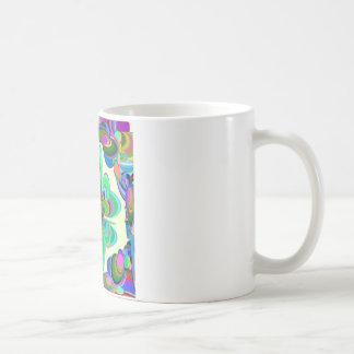 70's design coffee mug