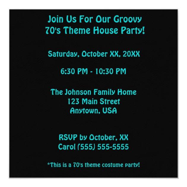 Square Invitation is beautiful invitations template