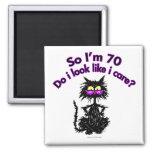 70th Birthday Cat Gifts