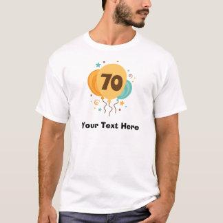 70th Birthday Party Gift Idea T-Shirt