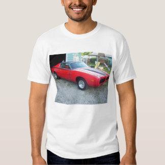 72 Dodge Charger Rallye Tees