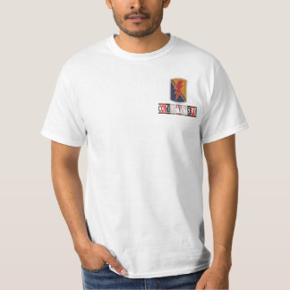79th Inf. BCT Afghanistan Combat Veteran Shirt