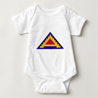 7th Army Image Baby Bodysuit
