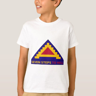 7th Army - Seven Steps To Hell T-Shirt