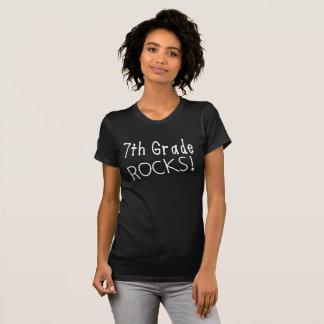 7th Grade Rocks T-Shirt. T-Shirt