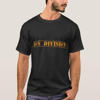 80 ' S Division Tee-shirt T-Shirt
