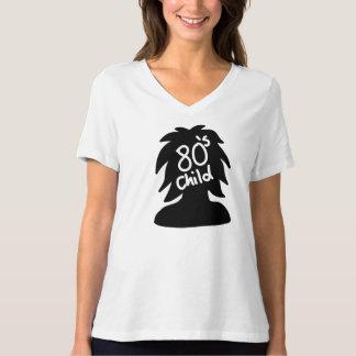 80s Child Plus Size Woman T-Shirts