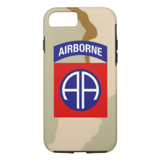 "82nd Airborne Division ""All American Division"" iPhone 7 Case"