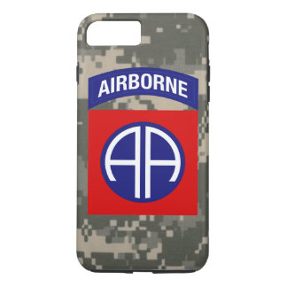 "82nd Airborne Division ""All American Division"" iPhone 7 Plus Case"