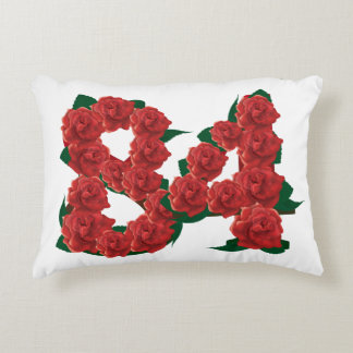 "84th Anniversary Accent Pillow 16"" x 12"""