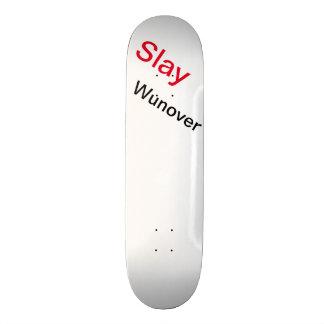 "8 1/8"" skateboard"